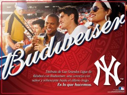 Spanish Advertisment Budweiser Cannonball
