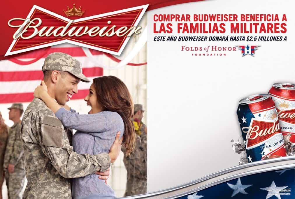 Spanish Advertisement Budweiser Cannonball