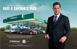 National Car Rental Control Enthusiast Campaign Design