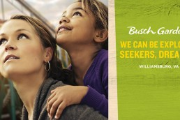 Busch Gardens Williamsburg - Explorers