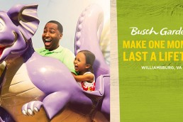 Busch Gardens Williamsburg - Dragon