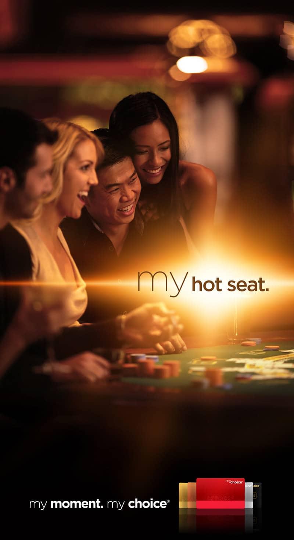 Pinnacle My Choice Campaign - My Hot Seat