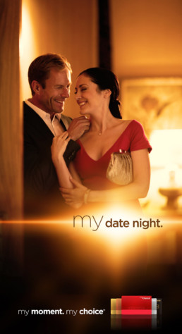 Pinnacle My Choice Campaign - My Date Night