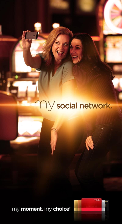 Pinnacle My Choice Campaign - My Social Network