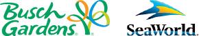busch gardens sea world logos