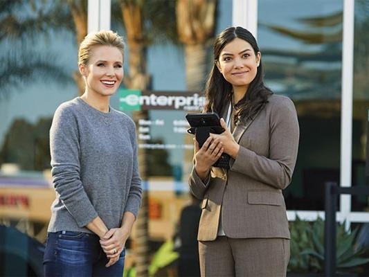 Kristen Bell & Enterprise