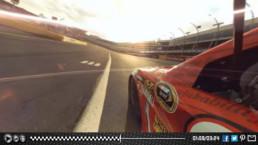 Budweiser 360 View Racing App