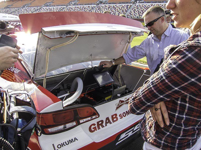 Budweiser Racing Experience