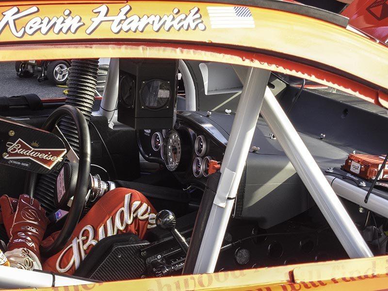 Budweiser Kevin Harvick Racer