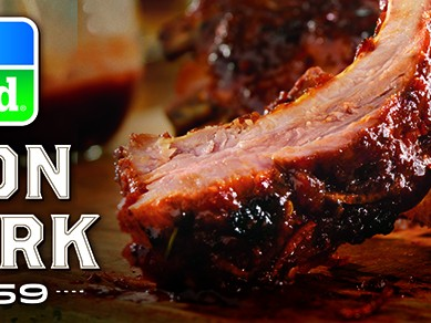 Farmland Passion for Pork Ribs OOH