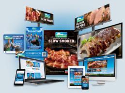 Farmland Passion for Pork Rebrand Compilation