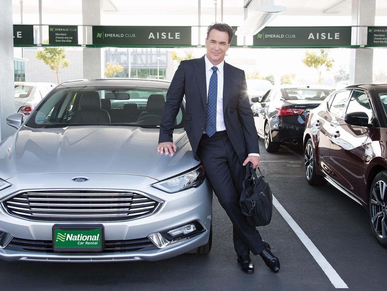 National Car Rental Control Enthusiast Comercial Shot