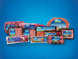 Farmland Branded Product Packaging