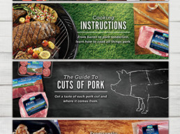 Farmland Passion for Pork Website