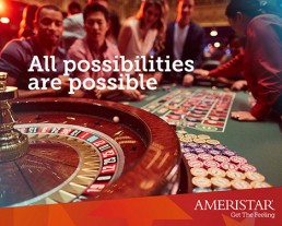 Ameristar Get the Feeling Campaign On Premises Piece