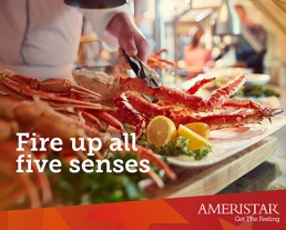 Ameristar Get the Feeling On Premises Ad