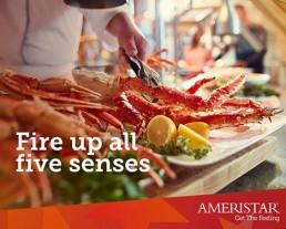 Ameristar Get the Feeling On Premises Ad