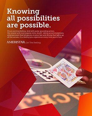 Ameristar Get the Feeling Campaign - Print Piece