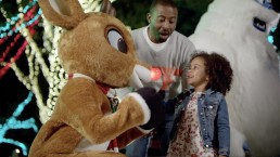 Busch Gardens Christmas Town Rudolph
