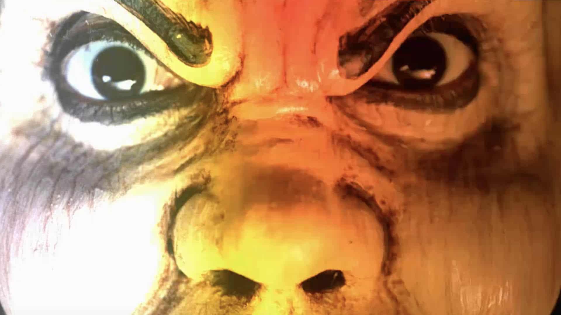 Busch Gardens Howl-O-Scream Closeup