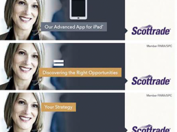 Scottrade Banner Ads