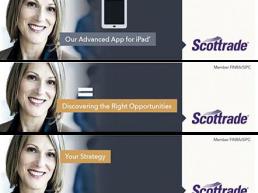Scottrade Banner Ads