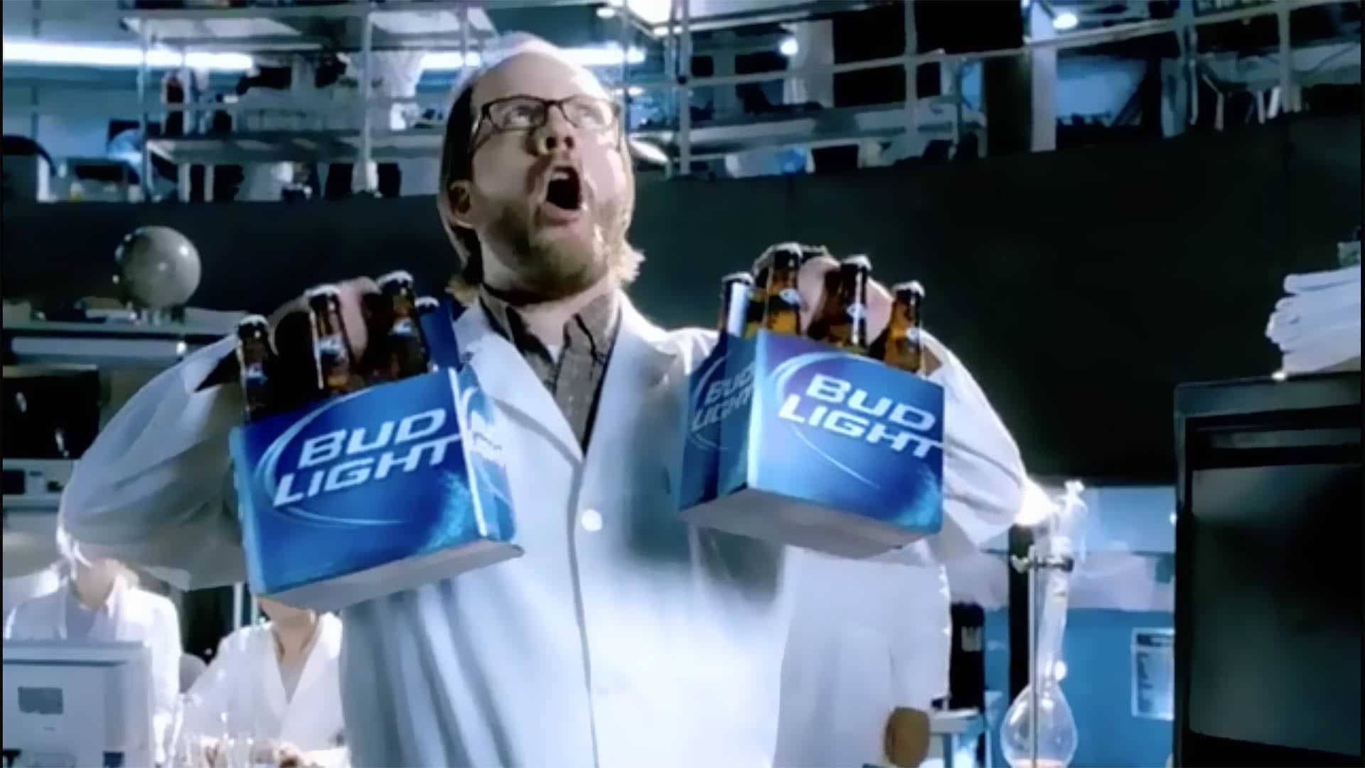 Bud Light SuperBowl Commercial